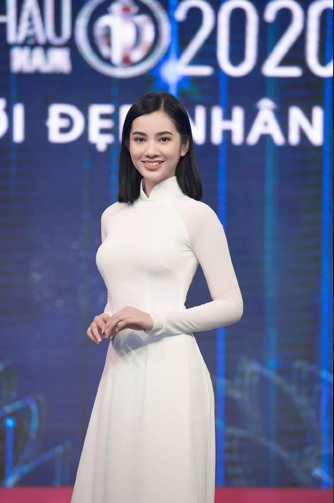 Cẩm Đan - gái xinh An Giang 18 tuổi vào CK Hoa Hậu khiến dân tình khen mãi, thần thái được ví với loạt mỹ nhân hàng đầu - ảnh 2