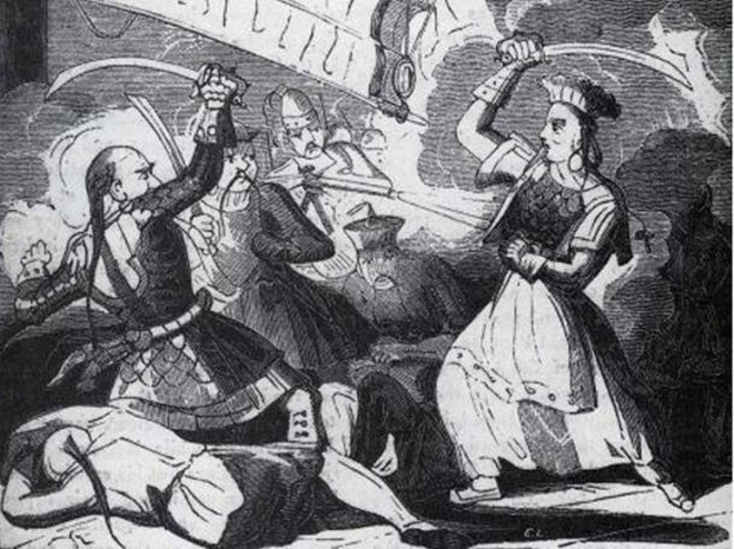 Chuyện về Nữ hoàng Hải tặc khét tiếng gieo rắc kinh hoàng tại Trung Quốc: Từ kỹ nữ thành cướp biển quyền lực và tàn bạo bậc nhất lịch sử - ảnh 2