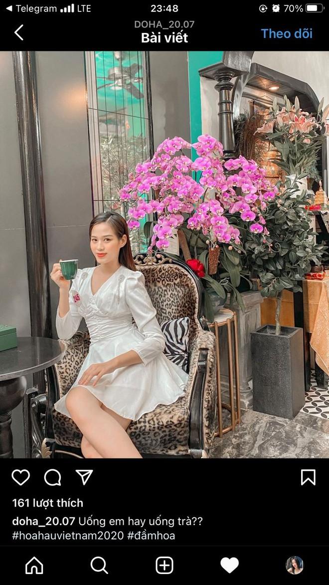 Không chỉ xinh đẹp, Hoa hậu Đỗ Thị Hà còn là bậc thầy thả thính trên Instagram! - ảnh 4