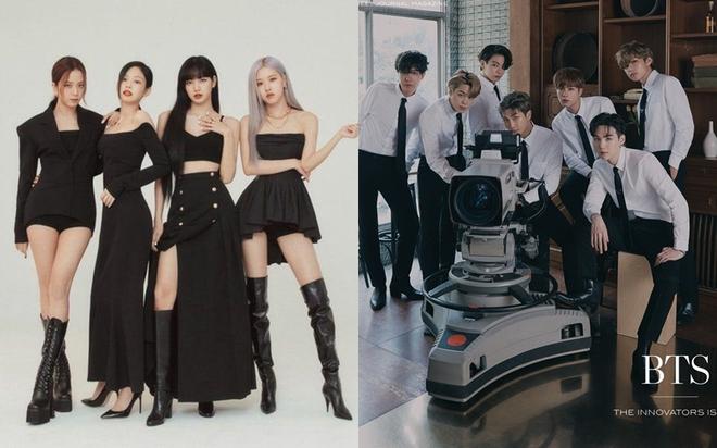 BTS và BLACKPINK tung single mở đường thì khuấy đảo BXH nhưng bài chủ đề của album lại xịt ngóm, là dớp hay gì? - ảnh 7