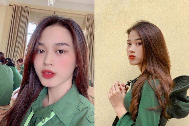 Tân Hoa hậu Việt Nam Đỗ Hà gây sốt với ảnh học quân sự xinh hết phần thiên hạ - ảnh 10