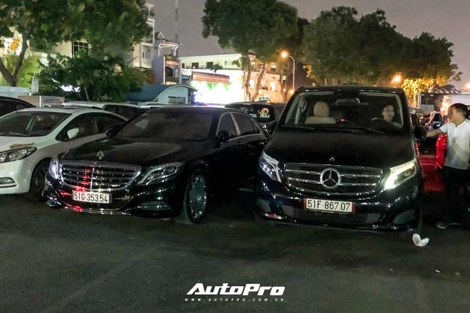 Điểm mặt dàn xe sang khủng đưa đón các sao tại đêm chung kết Hoa Hậu Việt Nam 2020 - ảnh 25