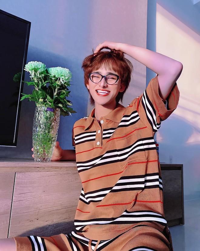 Hot TikToker trong ảnh sống ảo và lúc lên tivi: Lê Bống khiến netizen tranh cãi, gây choáng nhất là Trần Đức Bo - ảnh 14