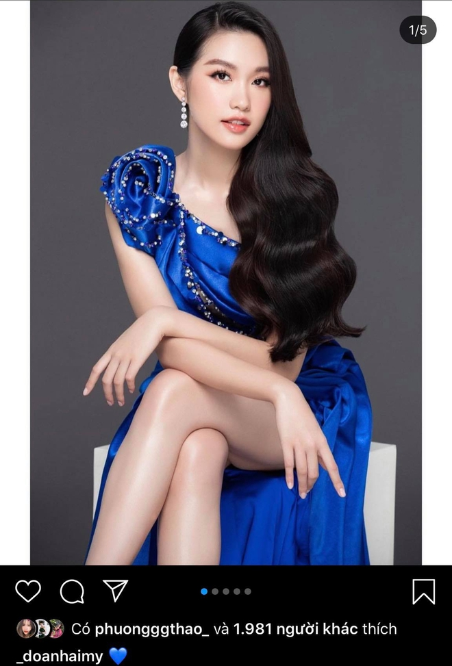 Đoàn Văn Hậu và Doãn Hải My tiếp tục để lộ hint hẹn hò sau màn tặng hoa ở Chung kết Hoa hậu - ảnh 5