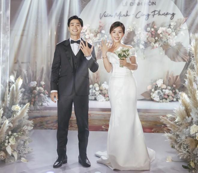 Viên Minh - cô dâu duyên dáng, hiểu chuyện và rất mực được yêu mến của Công Phượng - ảnh 1