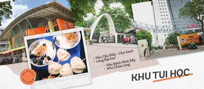 1 ngày đi chơi Cầu Giấy: Quy tụ nhiều trường đại học bậc nhất Hà Nội, đặc sản Chợ Xanh ngoa ngoắt đi 5 bước, 15 tiếng chửi - ảnh 12