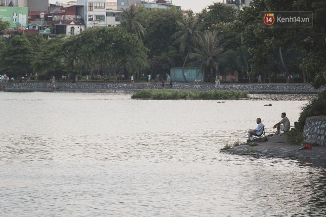 Hồ ở Hà Nội: Không chỉ là cảnh quan, đó còn là đời sống vật chất và tinh thần không thể thiếu của người dân Hà thành - Ảnh 22.