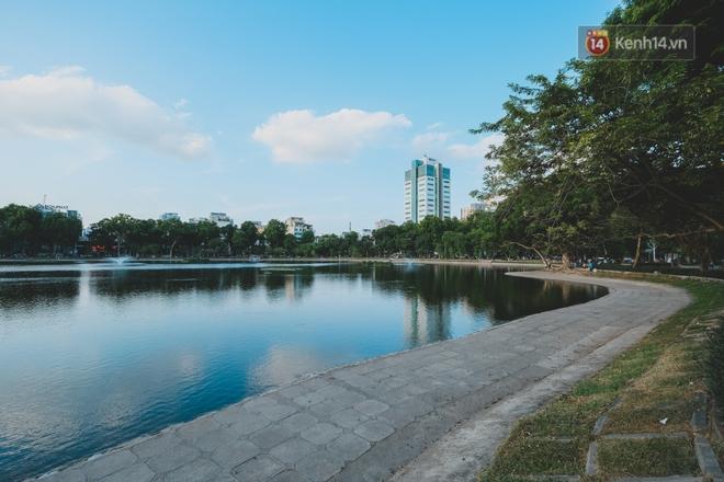 Hồ ở Hà Nội: Không chỉ là cảnh quan, đó còn là đời sống vật chất và tinh thần không thể thiếu của người dân Hà thành - Ảnh 34.