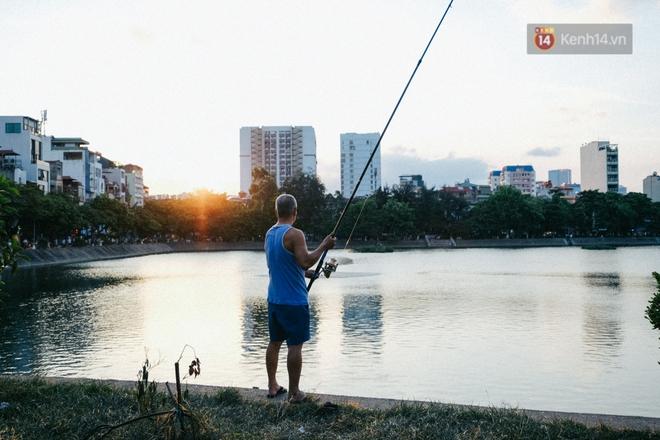 Hồ ở Hà Nội: Không chỉ là cảnh quan, đó còn là đời sống vật chất và tinh thần không thể thiếu của người dân Hà thành - Ảnh 29.