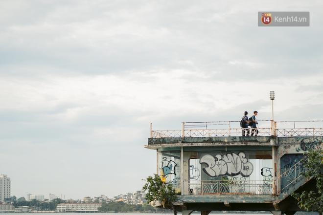 Hồ ở Hà Nội: Không chỉ là cảnh quan, đó còn là đời sống vật chất và tinh thần không thể thiếu của người dân Hà thành - Ảnh 21.
