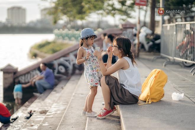 Hồ ở Hà Nội: Không chỉ là cảnh quan, đó còn là đời sống vật chất và tinh thần không thể thiếu của người dân Hà thành - Ảnh 12.