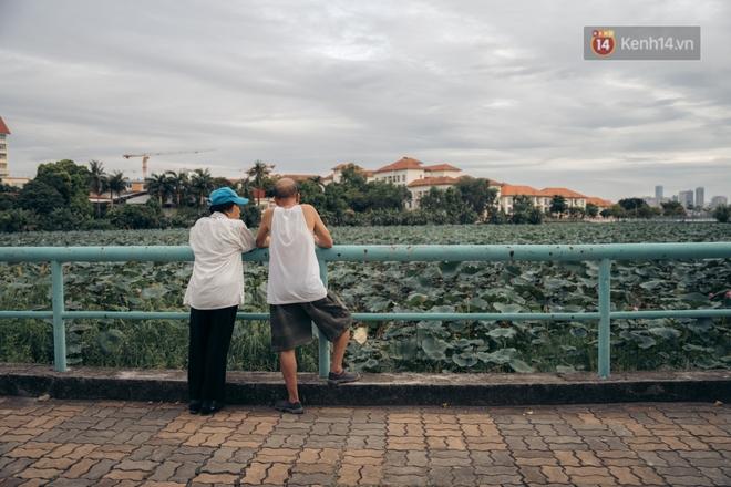 Hồ ở Hà Nội: Không chỉ là cảnh quan, đó còn là đời sống vật chất và tinh thần không thể thiếu của người dân Hà thành - Ảnh 11.