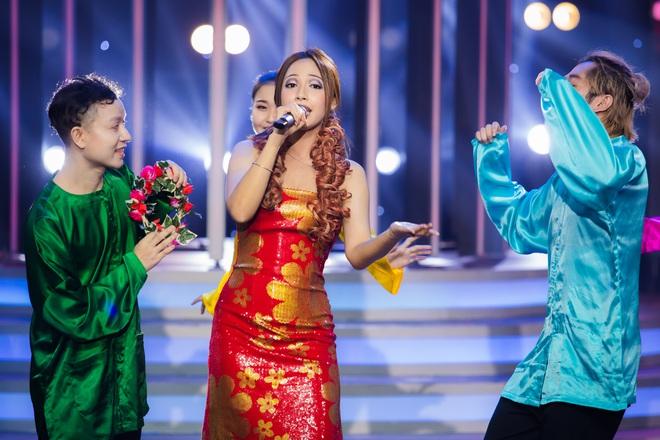 Lynk Lee hóa Quang Linh, Cara vào vai Cẩm Ly ở tập mở màn Gương Mặt Thân Quen - ảnh 5
