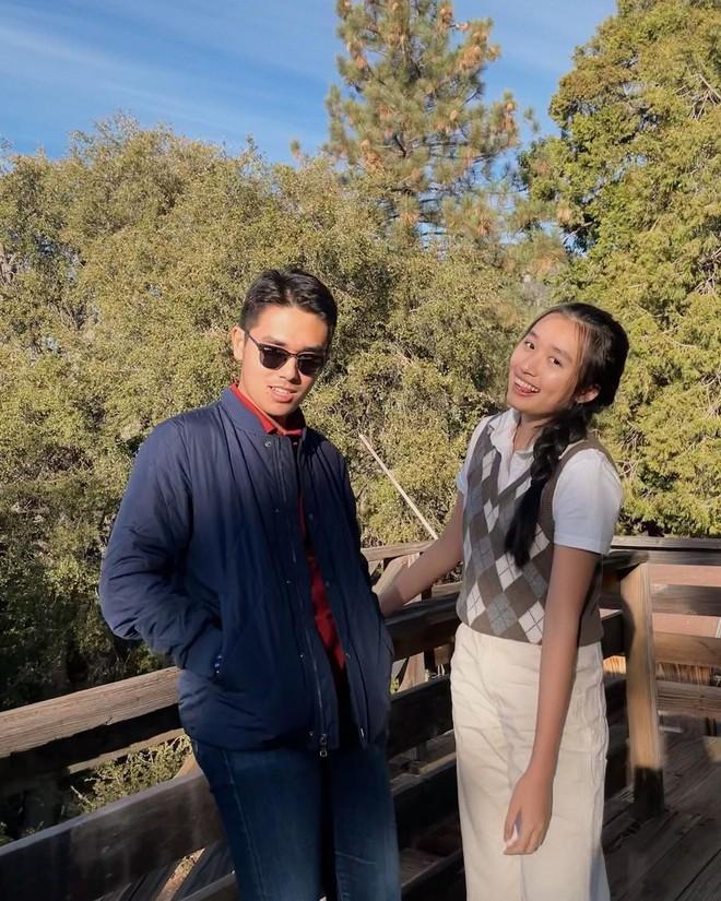 Anh trai Jenny Huỳnh giật spotlight ngay trong lần đầu tiên xuất hiện ở Instagram em gái, chuẩn cameo chất lượng cao rồi - ảnh 6