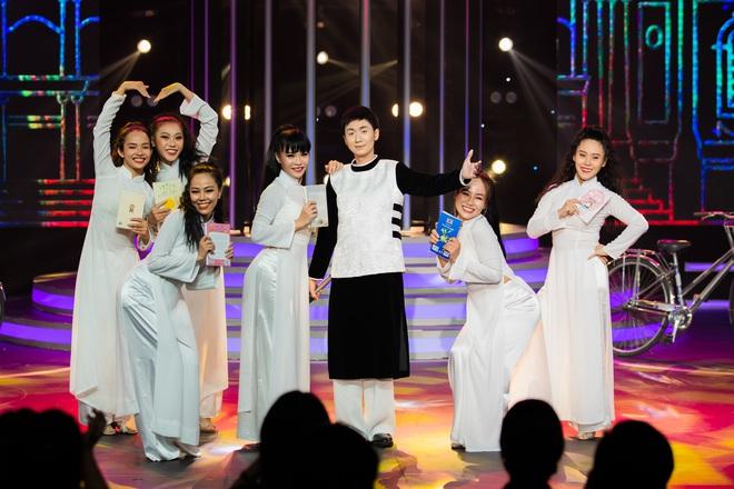 Lynk Lee hóa Quang Linh, Cara vào vai Cẩm Ly ở tập mở màn Gương Mặt Thân Quen - ảnh 6