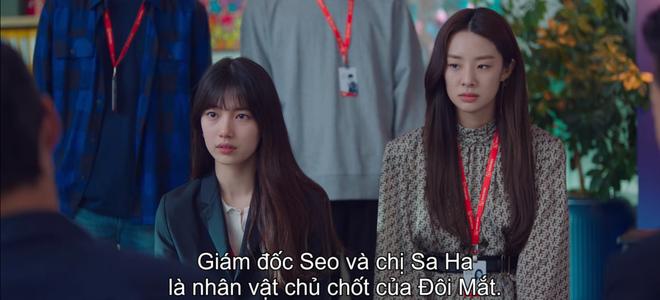 Bị ép rời xa Suzy, Nam Joo Hyuk đánh bầm mặt nam phụ quốc dân ở Start Up tập 12 - ảnh 2