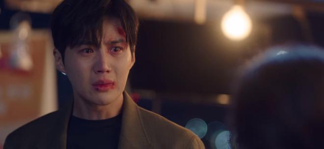 Bị ép rời xa Suzy, Nam Joo Hyuk đánh bầm mặt nam phụ quốc dân ở Start Up tập 12 - ảnh 6
