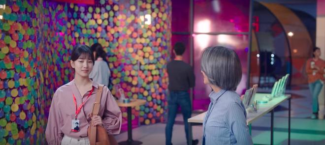 Bị ép rời xa Suzy, Nam Joo Hyuk đánh bầm mặt nam phụ quốc dân ở Start Up tập 12 - ảnh 9