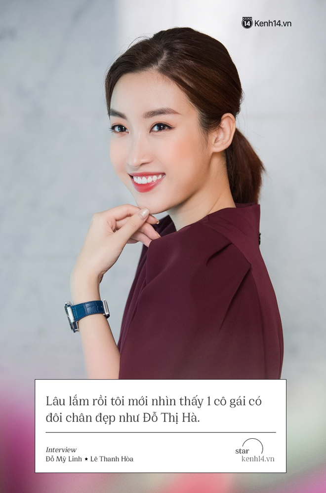 Phỏng vấn giám khảo Đỗ Mỹ Linh, Lê Thanh Hòa về tân HHVN 2020: Hé lộ con người thật của Đỗ Thị Hà, nói về loạt tranh cãi trên MXH - ảnh 4