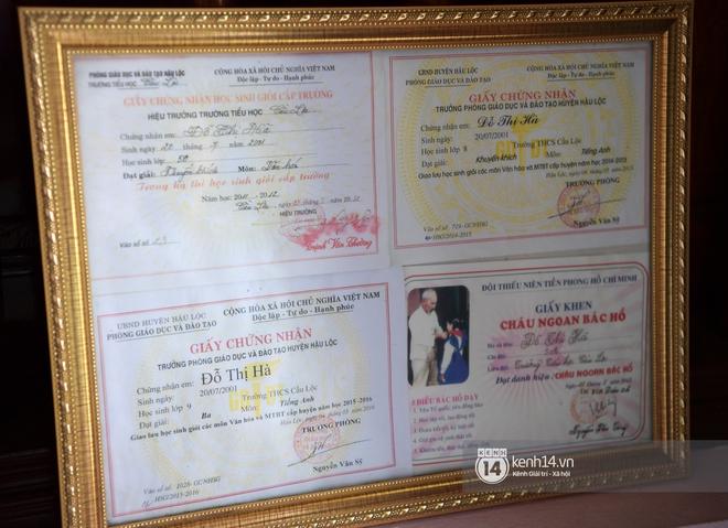 Độc quyền: Cận cảnh phòng riêng và loạt bằng khen của Hoa hậu Việt Nam Đỗ Thị Hà bên trong cơ ngơi rộng hàng trăm m2 ở Thanh Hoá - ảnh 5