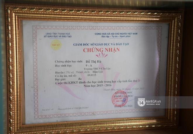 Độc quyền: Cận cảnh phòng riêng và loạt bằng khen của Hoa hậu Việt Nam Đỗ Thị Hà bên trong cơ ngơi rộng hàng trăm m2 ở Thanh Hoá - ảnh 7