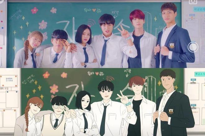 6 phim Hàn chuyển thể từ webtoon hay nức nở 0018