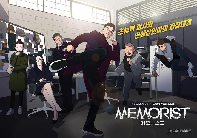 6 phim Hàn chuyển thể từ webtoon hay nức nở 007
