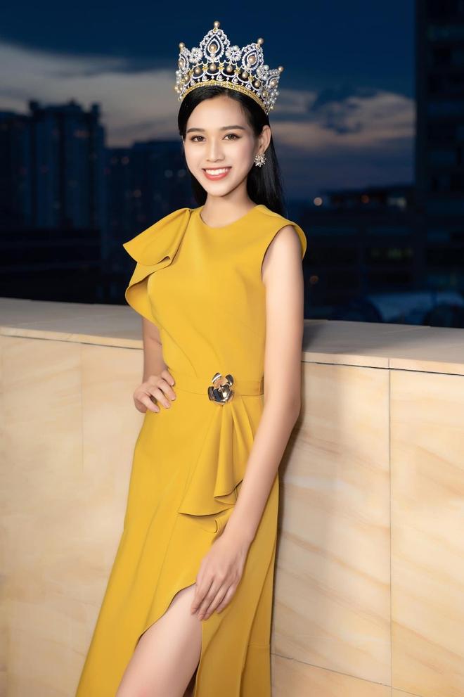 Đỗ Thị Hà khi tham gia chương trình hẹn hò cách đây 9 tháng: Nhan sắc rạng ngời dự báo về 1 Hoa hậu tương lai - ảnh 11