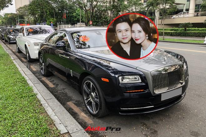 Con trai ông trùm BĐS Sài Gòn kết hôn cùng ái nữ danh giá, số tài sản hai nhà gộp lại khủng đến mức nào? - ảnh 4