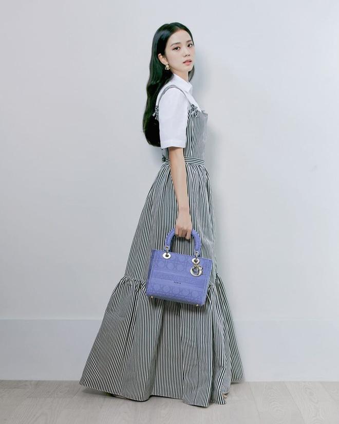 Tranh cãi giữa fandom Jisoo - Suzy: Cùng làm đại sứ thương hiệu của Dior, 5 lần 10 lượt đụng hàng nhưng ai mới là nàng thơ đích thực của hãng? - ảnh 12