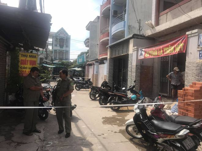 Bắt nghi can đâm chết người đàn ông trong con hẻm ở Sài Gòn - ảnh 1