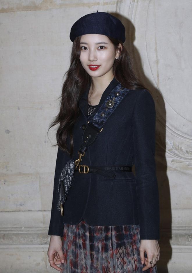 Tranh cãi giữa fandom Jisoo - Suzy: Cùng làm đại sứ thương hiệu của Dior, 5 lần 10 lượt đụng hàng nhưng ai mới là nàng thơ đích thực của hãng? - ảnh 2