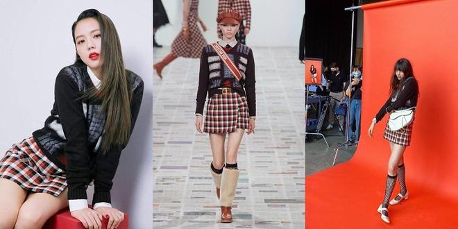 Tranh cãi giữa fandom Jisoo - Suzy: Cùng làm đại sứ thương hiệu của Dior, 5 lần 10 lượt đụng hàng nhưng ai mới là nàng thơ đích thực của hãng? - ảnh 3