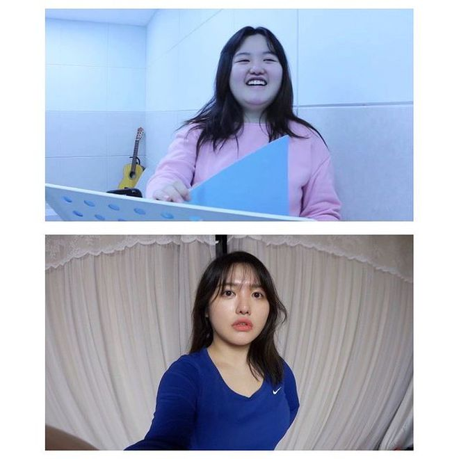 Giảm 8,5kg trong 3 tháng, gái xinh xứ Hàn chia sẻ bí quyết giảm cân nhanh mà vẫn ăn đủ 3 bữa mỗi ngày - ảnh 5