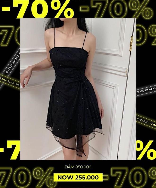 """Chị em hóng ngay: List các shop thời trang hot hit sale """"sập sàn đến 80% dịp Black Friday - ảnh 11"""