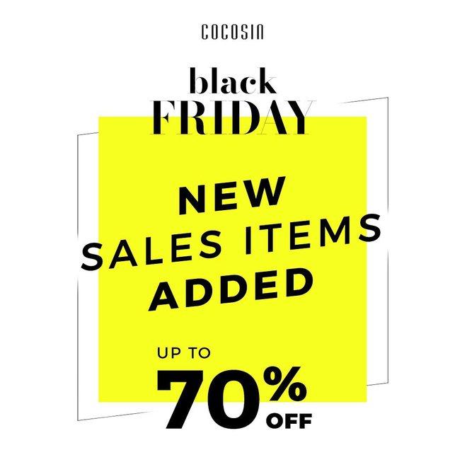 """Chị em hóng ngay: List các shop thời trang hot hit sale """"sập sàn đến 80% dịp Black Friday - ảnh 10"""