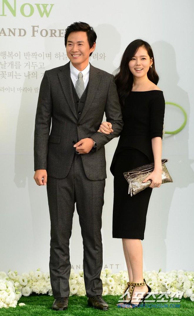 Mỹ nhân Vườn Sao Băng Lee Min Jung: Tiểu thư ngậm thìa vàng, vì yêu mà tha thứ cho chồng tài tử dính bê bối ngoại tình động trời - ảnh 13