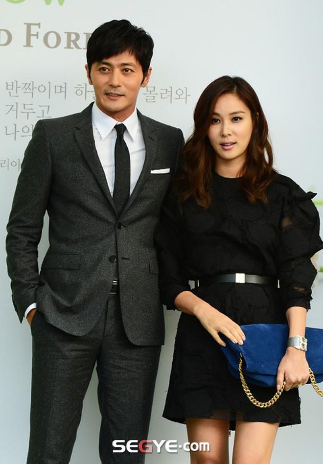 Mỹ nhân Vườn Sao Băng Lee Min Jung: Tiểu thư ngậm thìa vàng, vì yêu mà tha thứ cho chồng tài tử dính bê bối ngoại tình động trời - ảnh 14