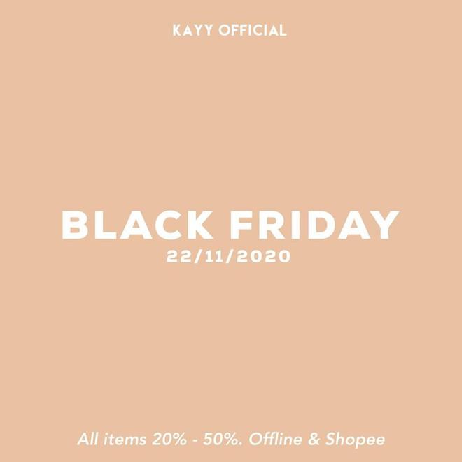 """Chị em hóng ngay: List các shop thời trang hot hit sale """"sập sàn đến 80% dịp Black Friday - ảnh 22"""