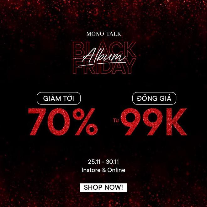 """Chị em hóng ngay: List các shop thời trang hot hit sale """"sập sàn đến 80% dịp Black Friday - ảnh 4"""