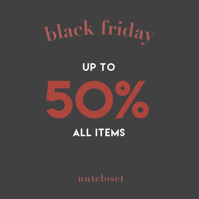 """Chị em hóng ngay: List các shop thời trang hot hit sale """"sập sàn đến 80% dịp Black Friday - ảnh 25"""