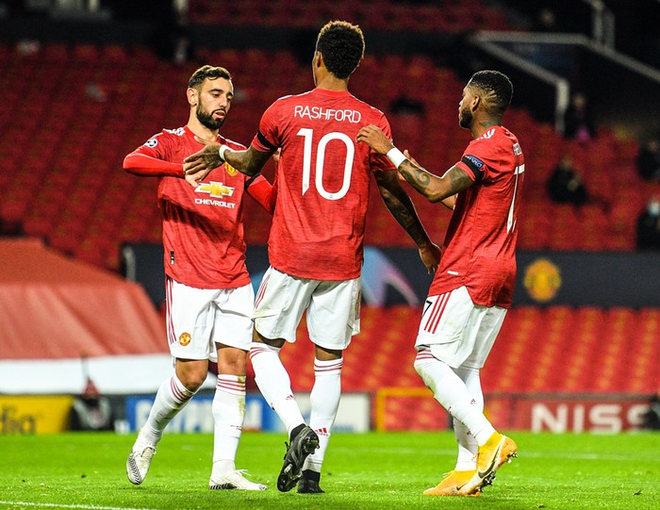 Bruno Fernandes lập cú đúp giúp MU thắng 4-1 ở Champions League - ảnh 5