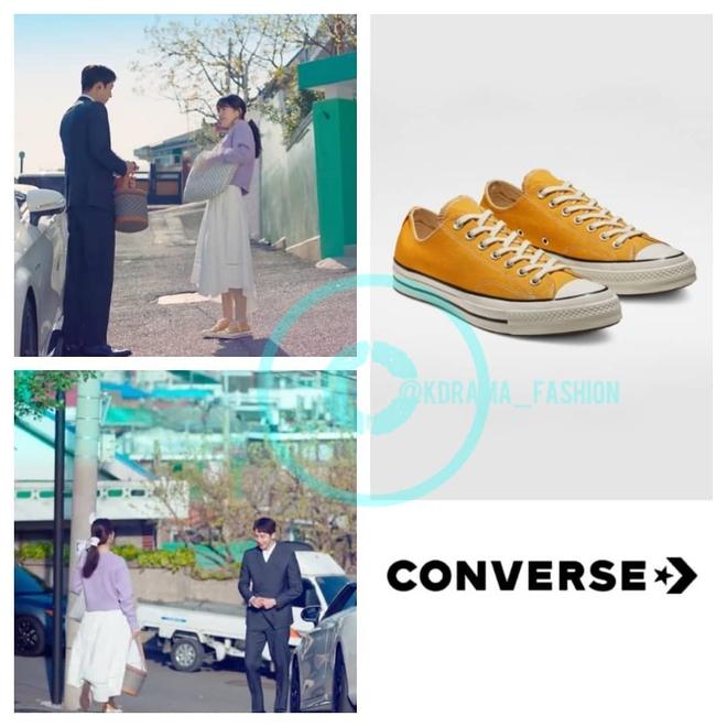 Không xem Start-Up thì chị em cũng nên ghim 4 kiểu giày đế thấp Suzy diện trong phim để nâng cấp style toàn tập - ảnh 6