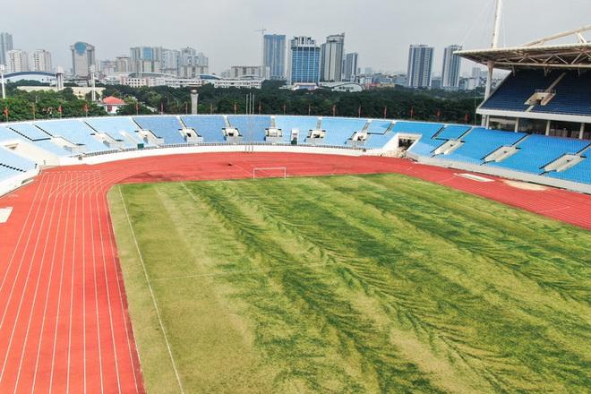 Sân Mỹ Đình sẽ được khoác áo mới chuẩn bị cho SEA Games 31 - ảnh 6