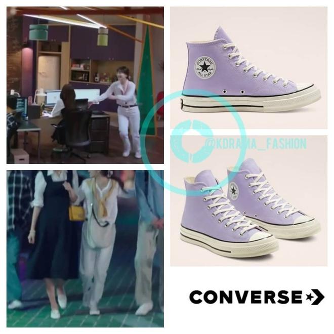 Không xem Start-Up thì chị em cũng nên ghim 4 kiểu giày đế thấp Suzy diện trong phim để nâng cấp style toàn tập - ảnh 7