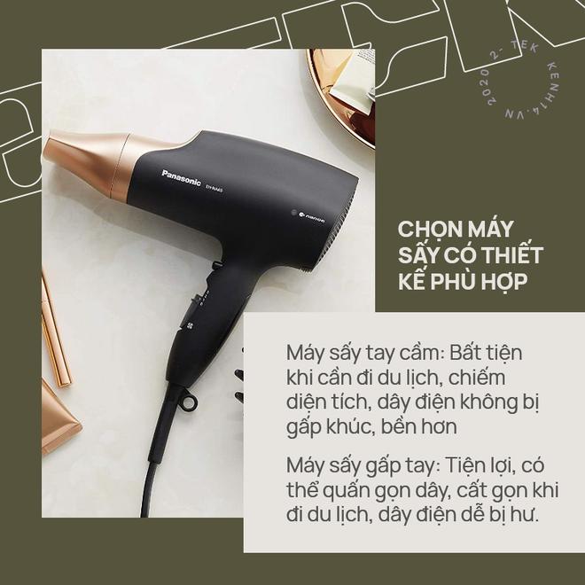 Góc chị em low-tech: Muốn tóc khỏe đẹp bồng bềnh thì phải biết chọn mua máy sấy - Ảnh 1.