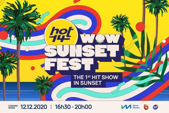 Netizen tán loạn dự đoán dàn line-up khủng của HOT14 WOW Sunset Fest, Jack và Thùy Chi được gọi tên liên tục? - ảnh 1