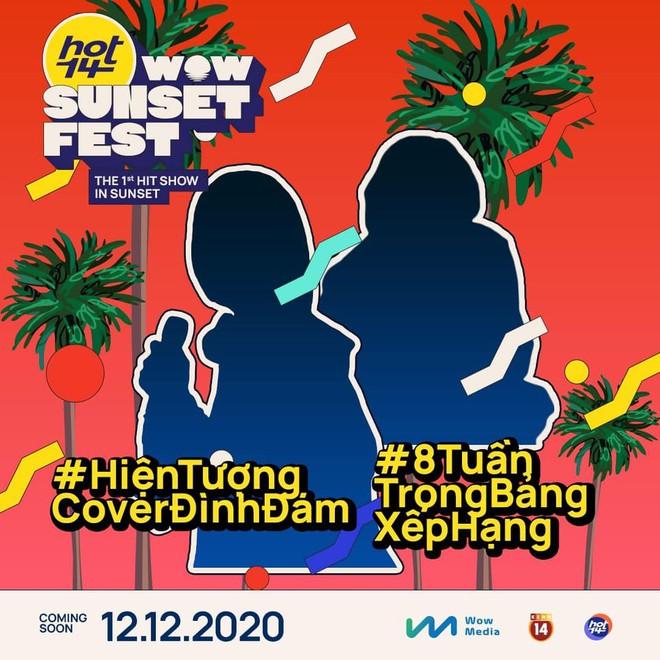 Netizen tán loạn dự đoán dàn line-up khủng của HOT14 WOW Sunset Fest, Jack và Thùy Chi được gọi tên liên tục? - ảnh 3