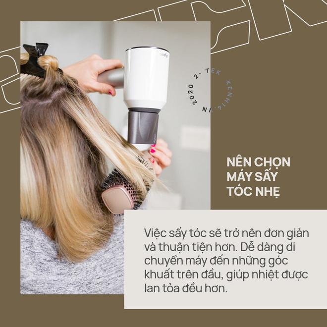 Góc chị em low-tech: Muốn tóc khỏe đẹp bồng bềnh thì phải biết chọn mua máy sấy - Ảnh 2.