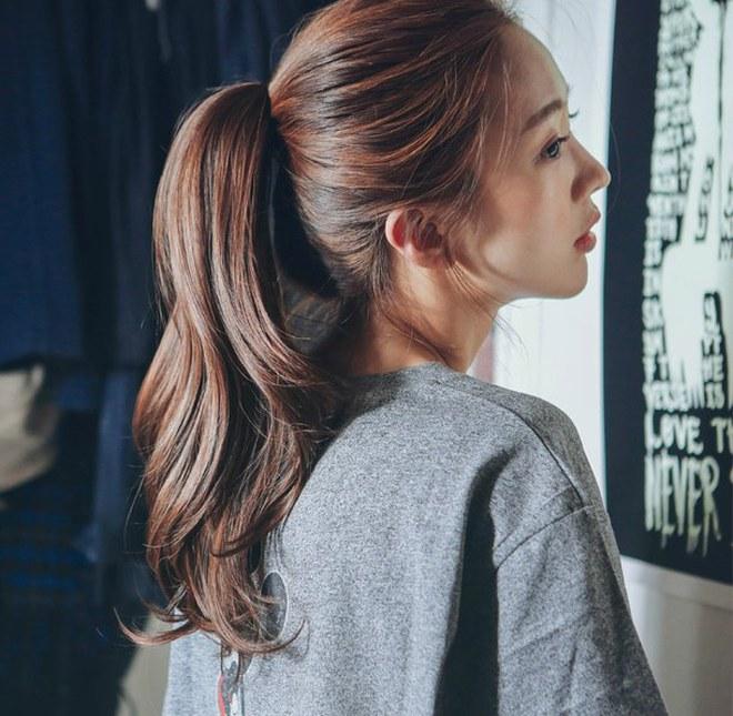 6 kiểu tóc nhìn đơn giản nhưng lại giúp các chị em trẻ xinh ra nhiều phần, ai nhìn cũng mê - ảnh 4